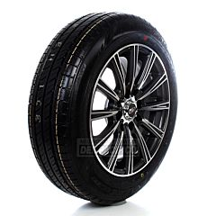 165/65R14 DUNLOP EC300 79M ONLY TEMPORARY USE TH
